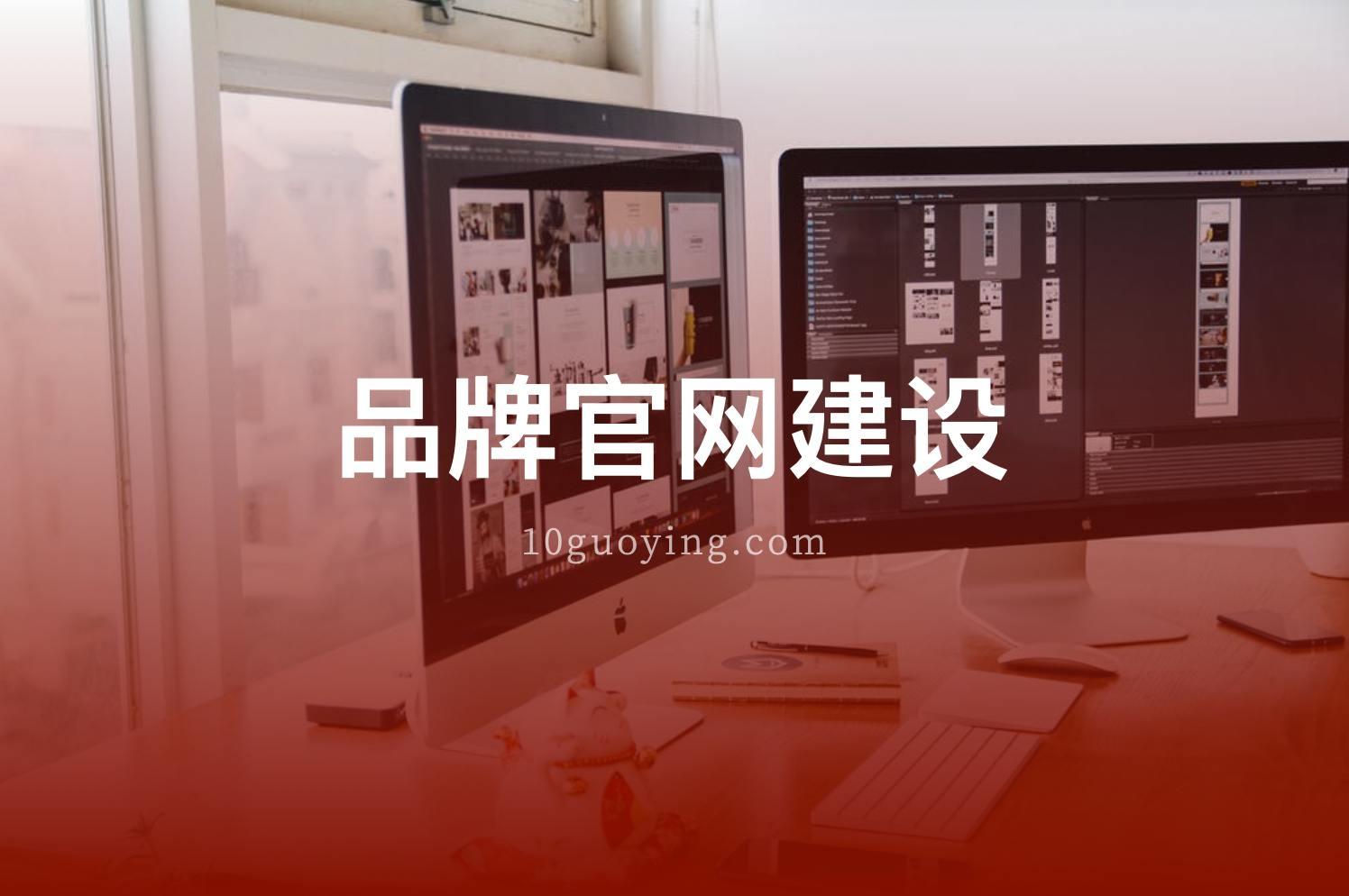 网站制作设计案例