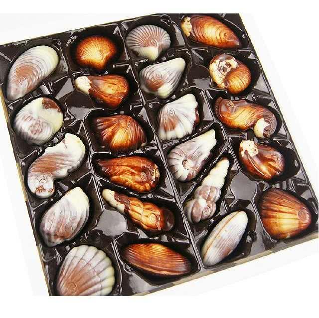 世界十大巧克力品牌 最好吃的巧克力品牌排行榜前十